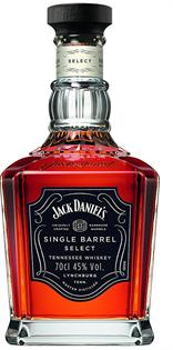 Jack Daniel's Whiskey Single Barrel Select 1.00l